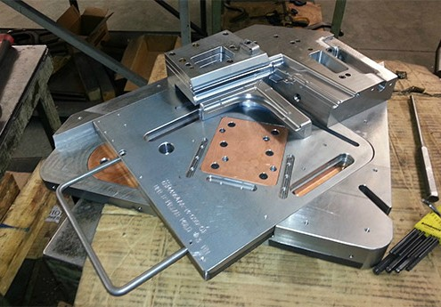 permanent mold aluminum casting wisconsin