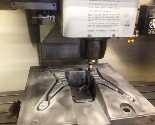 permanent mold tooling